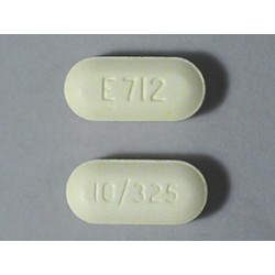 PERCOCET ®BRAND (E-712) 10/325mg 30 Pills