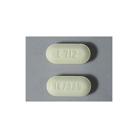 Percocet BRAND (Oxycodone) 10/325mg 30 Pills