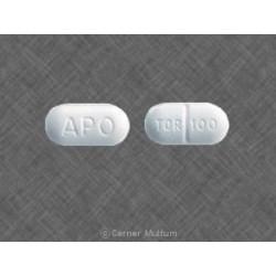 APOTEX TRAMADOL ®BRAND 100mg 120 Pills