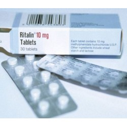 RITALIN ®BRAND 10mg 90 Pills