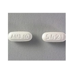 Ambien ® BRAND (Zolpidem) 10mg 30 Pills
