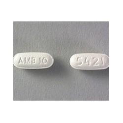 Ambien ®BRAND Gador (Zolpidem) 10mg 180 Pills