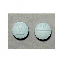 OXYCODONE (M-30) ®BRAND  30mg 40 Pills