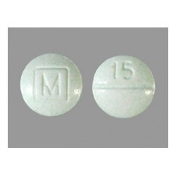 OXYCODONE (M-15) ®BRAND  15mg 30 Pills