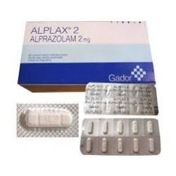 XANAX ®BRAND (ALPLAX Gador) 2mg 30 Pills